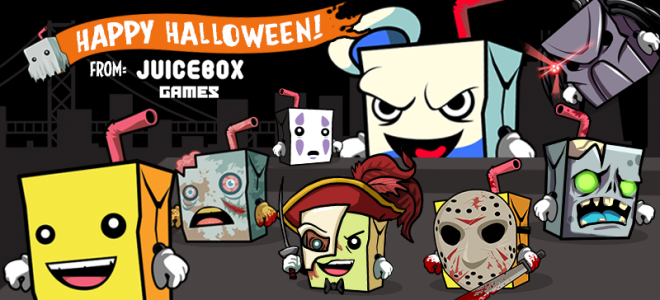 Happy Halloween from JuiceBox Games!